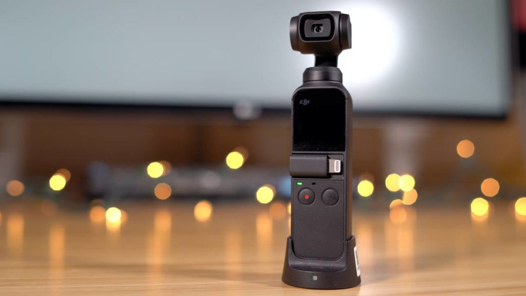 Dji Osmo Review >> Dji Osmo Pocket Tiny In Size But Large In Features