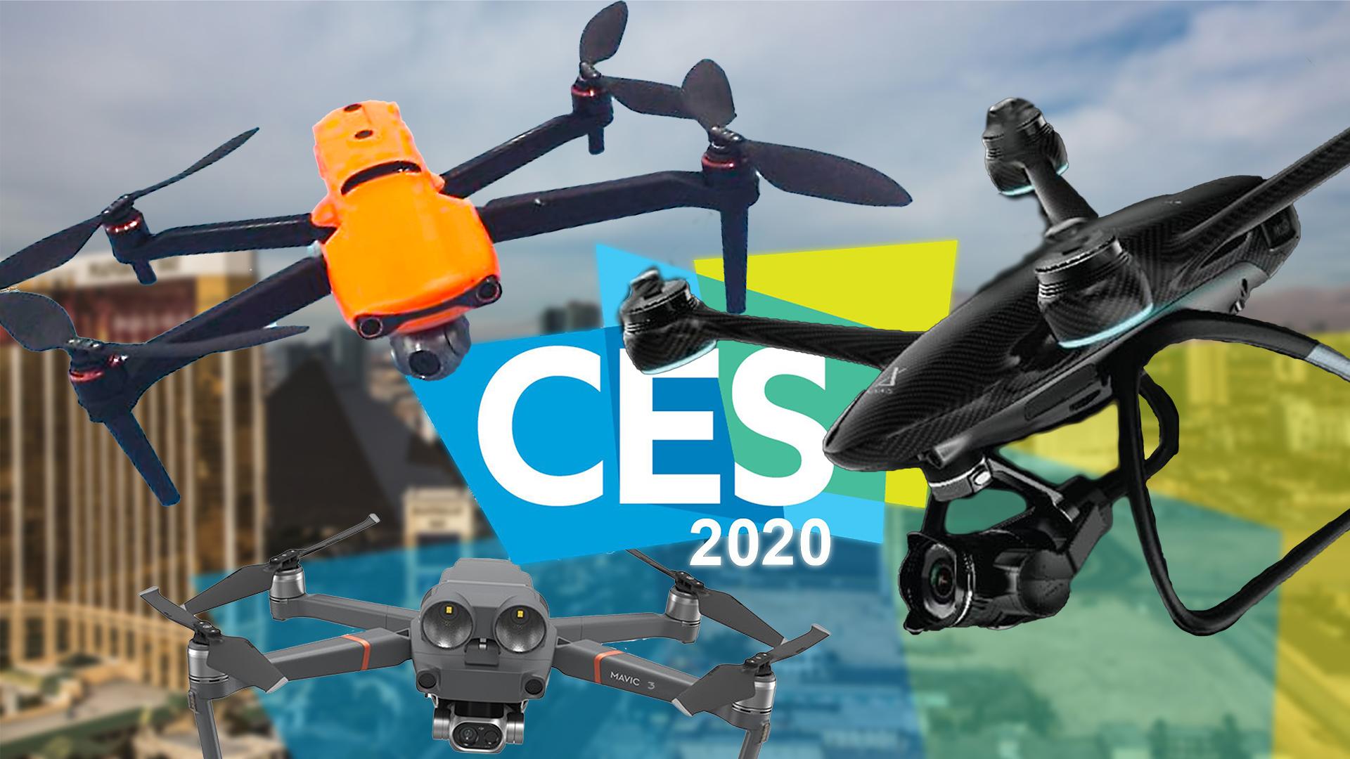 Autel EVO 2, DJI Mavic 3 & more — New drones we'll see at ...